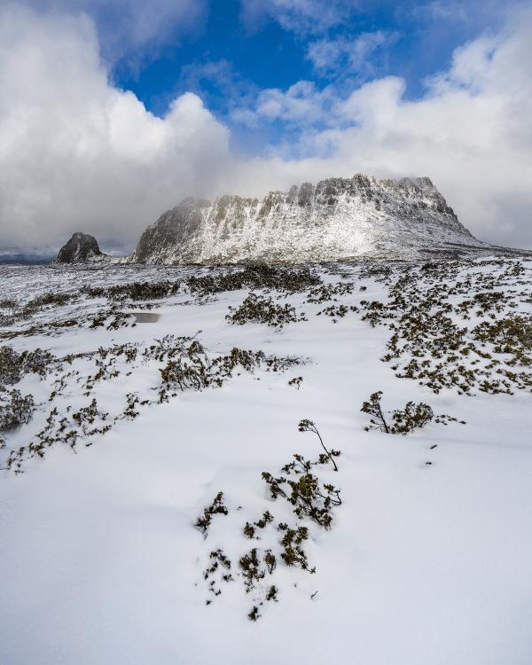 Cradle Mountain near Kitchen Hut - Day 1