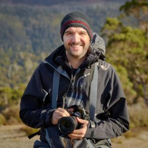 Australian Landscape Photography - Portrait image of Luke Tscharke