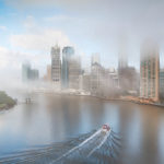 Foggy Morning on the Brisbane River